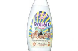 Clean & Fresh Blue Fantasy Rabbit Talcum Powder