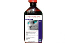 Albenworm Syrup For Cat