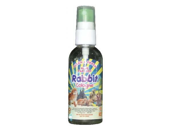 Clean & Fresh Blue Fantasy Rabbit Cologne