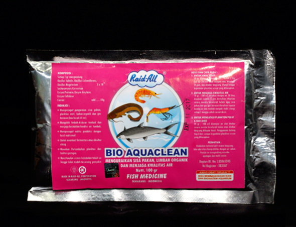 Raid-All Bio Aquaclean