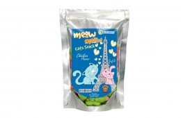 Meow Meow Cats Snack Chiken Flavour