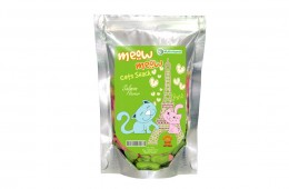 Meow Meow Cats Snack Salmon Flavour