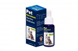 PET Metronidazole Diarrhea Medication